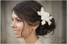 Kuvahaun tulos haulle wedding hairstyle side bun