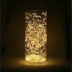 Homdox Impermeabile LED Fairy String Lights, 10M (String Lights Senza Telecomando): Amazon.it: Illuminazione