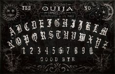 15 Reasons To Never Use A Ouija Board - Viraligniter
