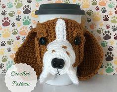 Basset Hound Crochet Pattern - Amigurumi Basset Hound - Dog Crochet Pattern - Crochet Dog Pattern - Amigurumi Dog Pattern - Crochet Patterns