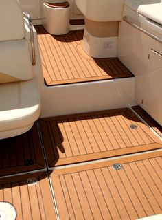 Teak Deck · Sailboat RestorationSailboat LivingSailboat InteriorBoat ...