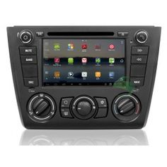 Android 7 Inch Car DVD Player for BMW 1 Series 120i E87(Touchscreen