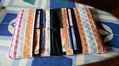 Porta documenti. (Fa parte di un set coordinato)  #EliderCreation,  #Handmade,  #Sewing,  #Cucito