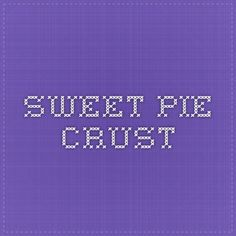 Sweet Pie Crust Sweet Pie, Sugar Free Recipes, Grain Free, Free Food, Low Carb, Banting, Keto, Bunting