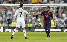 Cristiano Ronaldo & Neymar