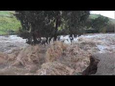 A Raging Jordan River (HD) - YouTube: from 2013 floods. Get an idea of how big a miracle it was for God to part the Jordan River for His people to enter into the Promised Land as recorded in the book of Joshua. Josh 3:15 specifically states that the Jordan was flooded when they crossed.