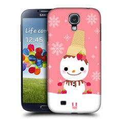 Make way for one of the coolest stars of the Holiday season as he brings sweetness to your phone with this collection of Head Case Designs Snowmen for Samsung Galaxy S4