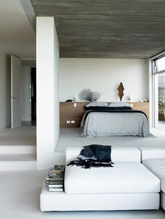 bedroom. Love the space!¡