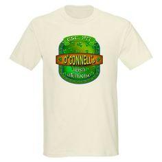 Custom O'Connells Alehouse Light T-Shirt