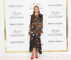 The Olivia Palermo-Approved Way to Wear Floral via @WhoWhatWearUK
