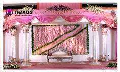 Wedding Stage Decoration Wedding Decorations Natural Decorations in Image List Top Decoration Favorites Home and Outdoor Furniture DesignsNatural Decorations in Image List Top Decoration Favorites Home and Outdoor Furniture Designs Wedding Stage Decorations, Flower Decorations, Pooja Room Design, Outdoor Furniture Design, Wedding Mandap, Floral Backdrop, Pooja Rooms, Wedding Pinterest, Home Decor Signs