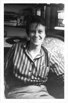 Harper Lee's friend Michael Brown took this picture of the author in October 1957, the same month she signed with publisher J.B. Lippincott. How Harper Lee Went From Wannabe Writer To The Jane Austen Of Alabama