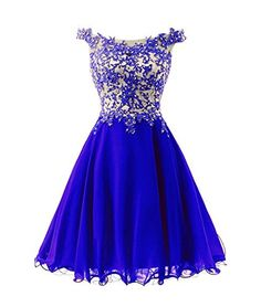 Lisa Lace Homecoming Party Beaded Tulle Scoop A Line Shor…