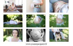 grossesse, nature, été, pregnant,