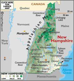 891 Best New Hampshire Images New England New Hampshire United