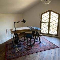 Francisco Draft Desk, Office Desk | Pottery Barn Wooden Counter, Counter Stools, Bar Stools, Art Tables, Desk Office, Tongue And Groove, Neutral Palette, High Quality Furniture, Custom Rugs