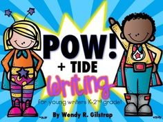 POW + Tide Writing Pack for Students