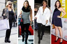 Chic Maternity Fashion