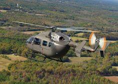 """El US Army compra otros 12 UH-72A """"Lakota"""""""