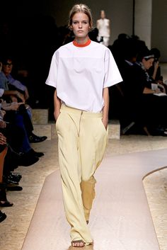 Céline - Spring 2011 Ready-to-Wear - Look 8 of 35