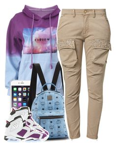 """Untitled #1273"" by lulu-foreva ❤ liked on Polyvore featuring MCM, NIKE and Relish"