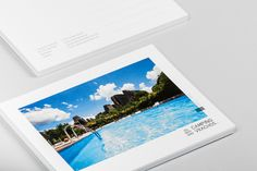 Postcard design.