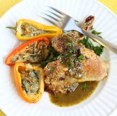Post image for Tuscan Picnic Chicken Wings with Balsamic Sauce from Grace-Marie's Kitchen at Bristol Farms