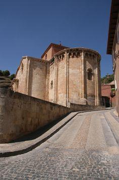 Ábside de San Miguel en Daroca #Zaragoza