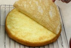 The sponge cake is a light and fluffy cake that serves as the foundation for many wonderful recipes. It's based on beaten eggs, sugar and flour. This is a recipe from Cook's Illustrated, and they call it Fool Proof Sponge Cake. Not only does it turn out perfectly every time, but it also tastes great... Read More »