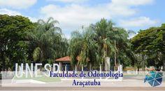 Faculdade de Odontologia de Araçatuba - UNESP. Imagens: Assessoria de Comunicação e Imprensa (ACI) da Unesp