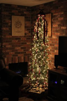 Life is just better with a Christmas tree!