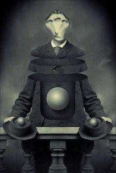 Victorian Surrealism | Retronaut Site. Image oOly.