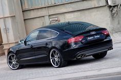 Audi S5...wish it was better on fuel consumption...oh well