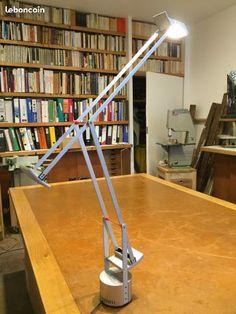 Lampe TIZIO Artemide signée