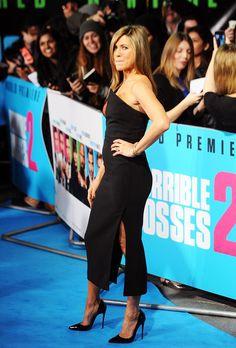 Jennifer Aniston Photos: 'Horrible Bosses 2' Premieres in London