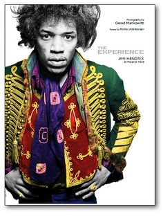 The Experience: Jimi Hendrix At Mason's Yard — Gered Mankowitz