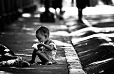 Poverty in a world so rich, is nonsense