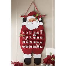 Make the countdown to Christmas even merrier Our Santa Advent Calendar has numbered pockets that you can fill with small treats for your little ones to enjoy as they check off the days.This holiday season decorate your home with Christmas wall art. Advent Calendar Diy, Advent Calendars For Kids, Advent Calenders, Christmas Calendar, Christmas Wall Art, Christmas Countdown, Felt Christmas, Christmas Holidays, Christmas Ornaments