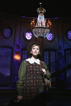 A scene from The Sound Of Music with Summer Strallen @ London Palladium 2008