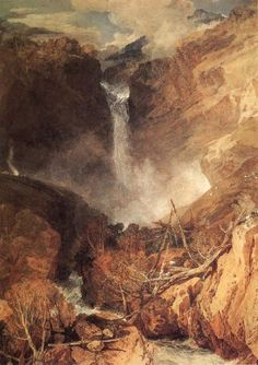 The Reichenbach Falls - Turner, Conan Doyle and the making of a cultural landmark.