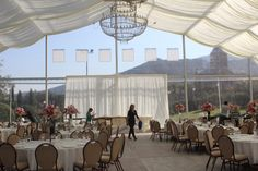 Pprofessional Elegant Event Tent by Shelter