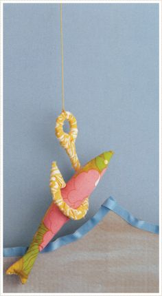 fabric covered hook