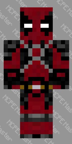 MCPE Resource-dead_pool-Free Download in MCPE Master