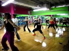 ▶ Run The World (Girls) (Zumba) (Beyonce) - YouTube