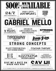 1000+ images about Typography on Pinterest | Lettering, Fonts and ...