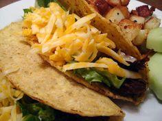 Headspace: Shredded Venison Tacos