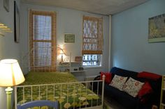$115 one bed, one couch, nice size, Spacious Bedroom in East Village in New York