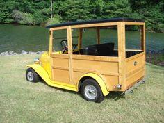 Golf Carts anyone! - The Garage Journal Board