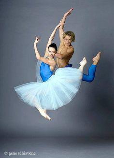 Denis and Anastasia Matvienko.