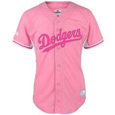 Los Angeles Dodgers Preschool Girl's Batting Practice Jersey - MLB.com Shop